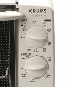 Krups Countertop Oven : Krups Prochef Xtra Toaster Oven (Refurbished) - Free Shipping Today ...
