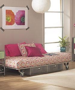 Locker Twin Size Bed