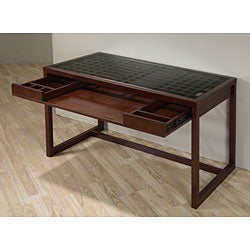 Lattice Detailed Writing Desk