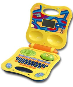Compukids Educational Toy Computer - Thumbnail 1
