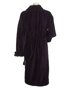 Oversized Terrycloth Bath Robe - Thumbnail 1