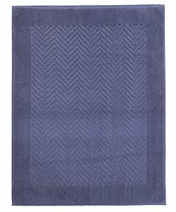 Fieldcrest Charisma Oversized Tub Mats (Set of 2)