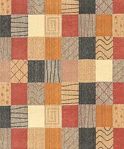 Larousse Pastel Wool Rug (5' x 8')
