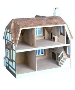 The Glencroft Dollhouse Kit - Thumbnail 1