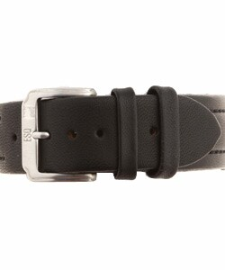 ESQ 850 SL Men's Stainless Steel Black Strap Watch - Thumbnail 1