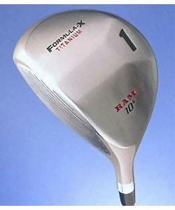 Ram Golf Formula X Ti 1,3,5 LH Wood Set - Thumbnail 1