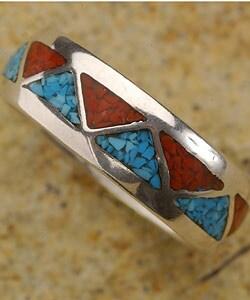 Shop Navajo Wedding Band Native American Free Shipping