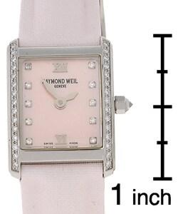Raymond Weil Women's Don Giovanni Mini Diamond Watch