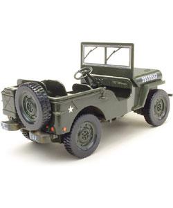WWII Style Jeep Alarm Clock