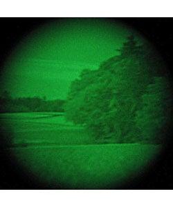 Zenit Night Vision Monocular w/Infrared Illuminator - Thumbnail 2