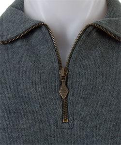 SDI Men's Quarter-zip Pullover - Thumbnail 2