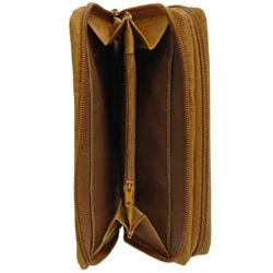 Adi Designs Genuine Leather Women's Wallet