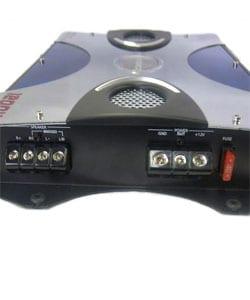 Nitro 1200W 2-channel MOSFET Bridgeable Amplifier
