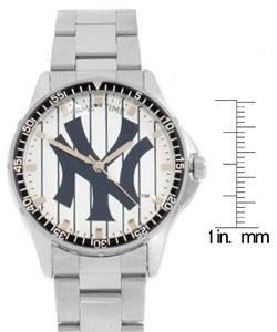 New York Yankees MLB Men's Coach Watch - Thumbnail 2