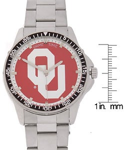 Oklahoma Sooners NCAA Men's Coach Watch - Thumbnail 2