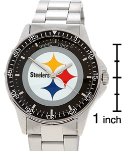 Pittsburgh Steelers NFL Men's Coach Watch - Thumbnail 2