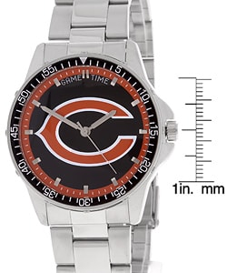 Chicago Bears NFL Men's Coach Watch - Thumbnail 2