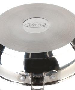 Laurel Creek 10-piece Aluminum Core Impact Bonded Base Cookware