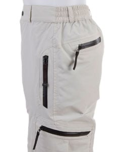 Pulse Men's Non-Insulated Snowboard Pants - Thumbnail 2