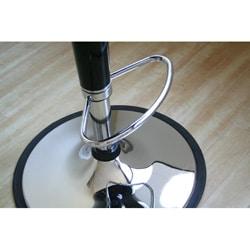 Highback Adjustable Bar Chair (Set of 2) - Thumbnail 2