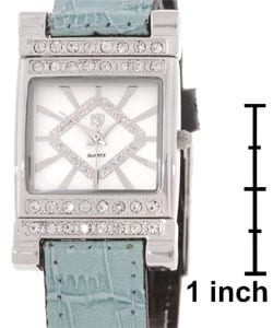 4a5eb307010 Shop Paolo Gucci Women s White Dial Reversible Strap Watch - Free Shipping  On Orders Over  45 - Overstock - 1854754