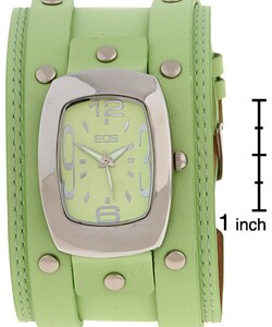 EOS Women's Moda Mint Green Watch