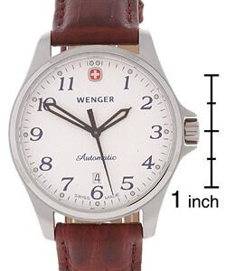 Shop Wenger Men S Terragraph Automatic Watch Free