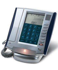 LCD Touch-Panel Phone with Talking Caller ID - Thumbnail 2