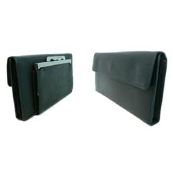 Adi Designs Women's Leather Wallet with Coin Purse