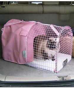 Kittywalk SUV Pink Pet Stroller