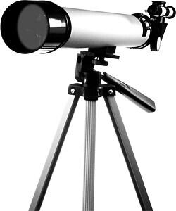 badb000da1397 Vivitar 50x/100x Refractor Telescope with Tripod | Overstock.com Shopping -  The Best Deals on Telescopes