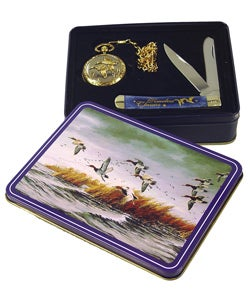 Collectible Duck Watch/Knife Set - Thumbnail 2