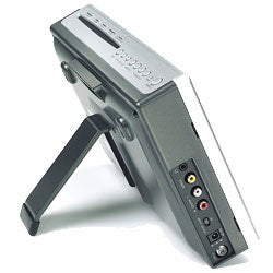 Audiovox  10-Inch Portable LCD DVD Player w/ TV - Thumbnail 2
