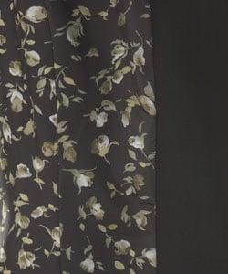 Sag Harbor Plus Size Two-piece Black Skirt Suit - Thumbnail 2