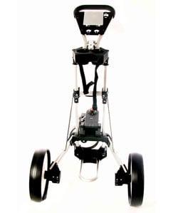 Upright Caddy 3-wheel Golf Push/Pull Cart