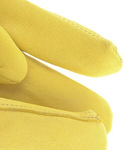DaxxDeerskin Work Gloves with Thinsulate - Thumbnail 2