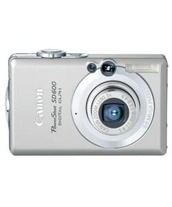 Thumbnail 3, Canon Powershot SD600 6.0MP Digital Camera. Changes active main hero.