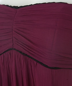 To The Max Strapless Babydoll Dress - Thumbnail 2