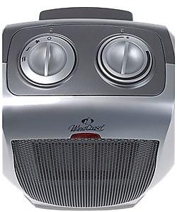 Windchaser Ceramic Oscillating Desktop Heater - Thumbnail 2