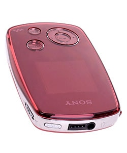 Thumbnail 3, Sony Walkman Pink NWA1000P 6GB MP3 Player. Changes active main hero.