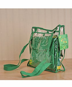 Wippette Kids Boy's 3-piece Frog Raincoat Set - Thumbnail 2