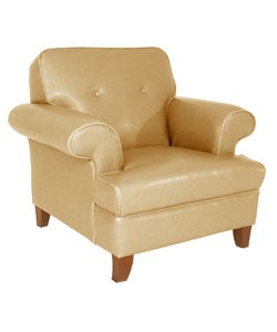 Sand Color Sofa, Loveseat and Chair Set - Thumbnail 2