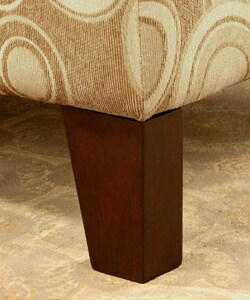 Shop Champagne Circles Slipper Chair Free Shipping Today