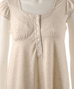 To The Max Knit Trapeze Top - Thumbnail 2