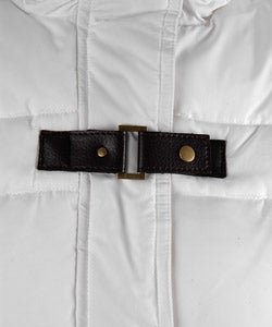 Steve Madden Quilted Car Coat - Thumbnail 2