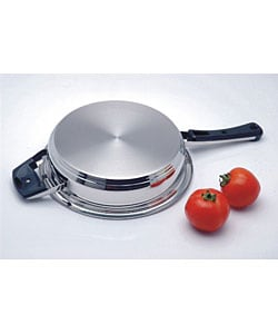 25-piece Surgical Stainless Steel Cookware Set