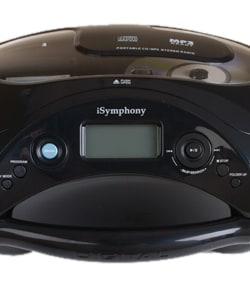 Thumbnail 3, iSymphony B1 i-Pod/ MP3 Compatible Boombox. Changes active main hero.