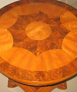 Claw Foot Coffee Table - Thumbnail 2