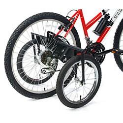 BIKE USA Bicycle Stabilizer Wheels - Thumbnail 2