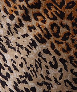 Thumbnail 3, Essentials by A.B.S Sheath Leopard Print Dress. Changes active main hero.